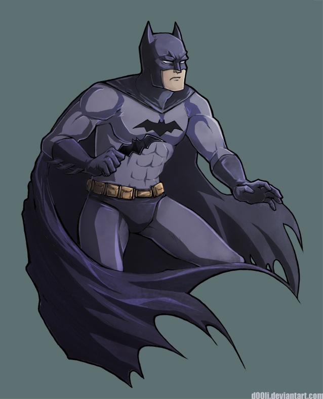 Bat by d00li