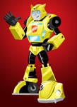 Bumblebee : G1 style