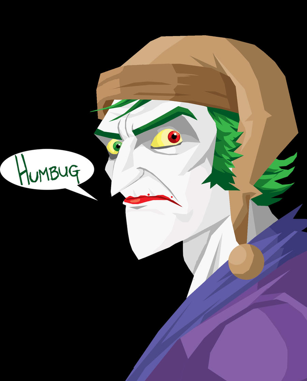 Ebenezer Joker By Memorypalace On DeviantArt