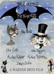 Batman Returns Poster contest