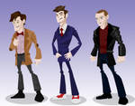 Dr Who : The Animated Series