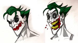 Joker animated WIP