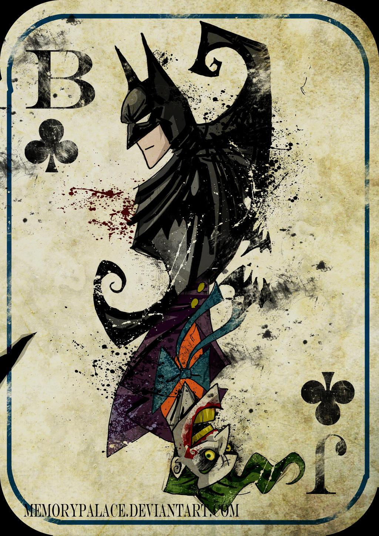 joker card art - photo #3