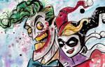 Joker and Harl