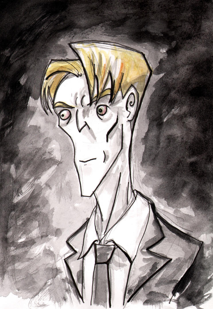 The Thin White Duke 1947 - 2016 by memorypalace