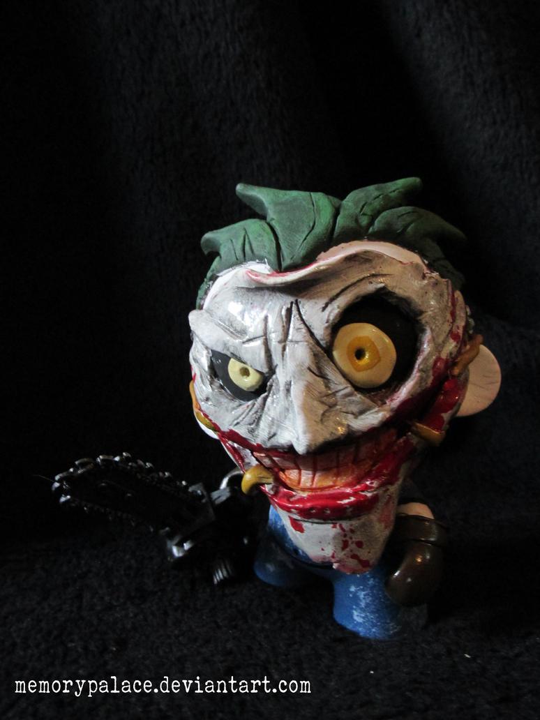 Custom New 52 Joker by memorypalace