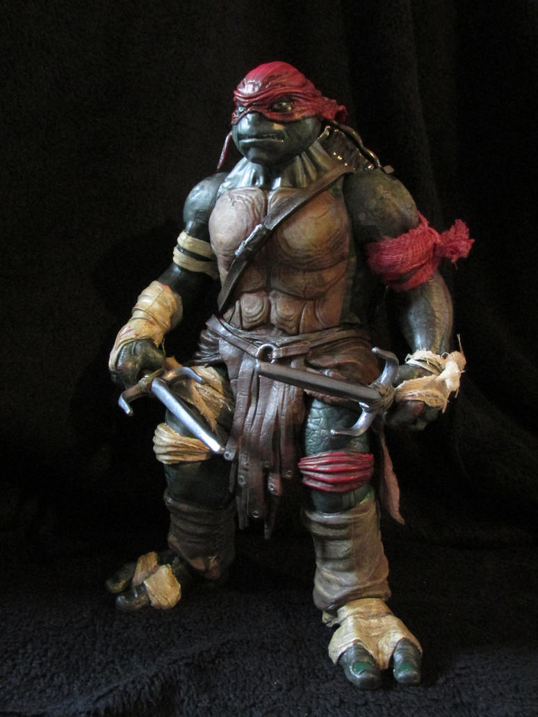 Custom 2014 Raphael by memorypalace