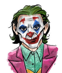 Joaquin Joker by memorypalace