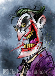 Jokerface by memorypalace