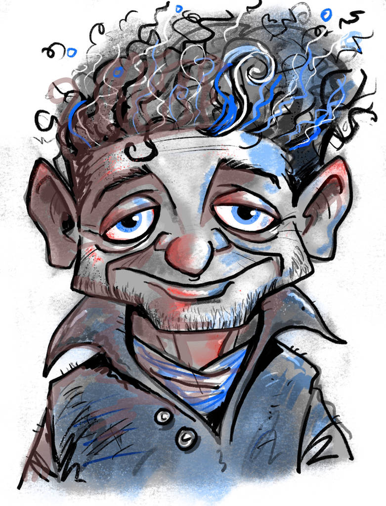 Andy Serkis by memorypalace