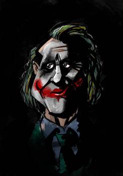 The Ledger Joker