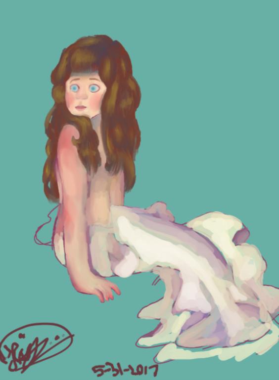 Goodbye Mermaid by jadedacatl106