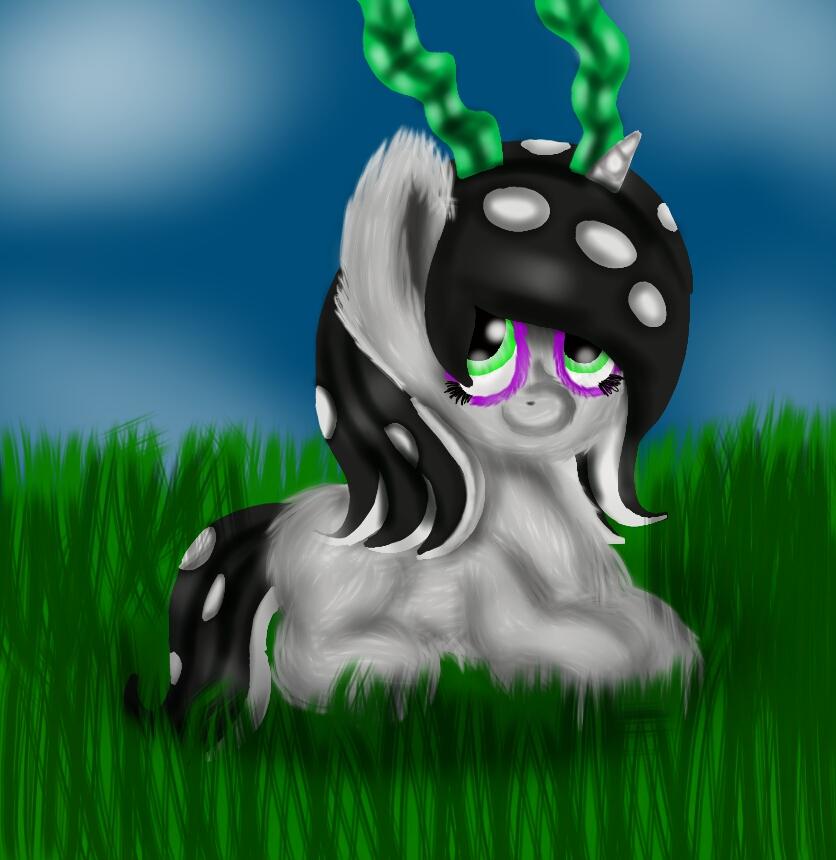 Pony Takozonesy Art by KinnaSkit10