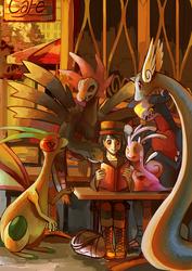 Dragon Cafe by CONMiMi