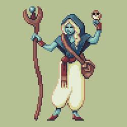 Desert Druid