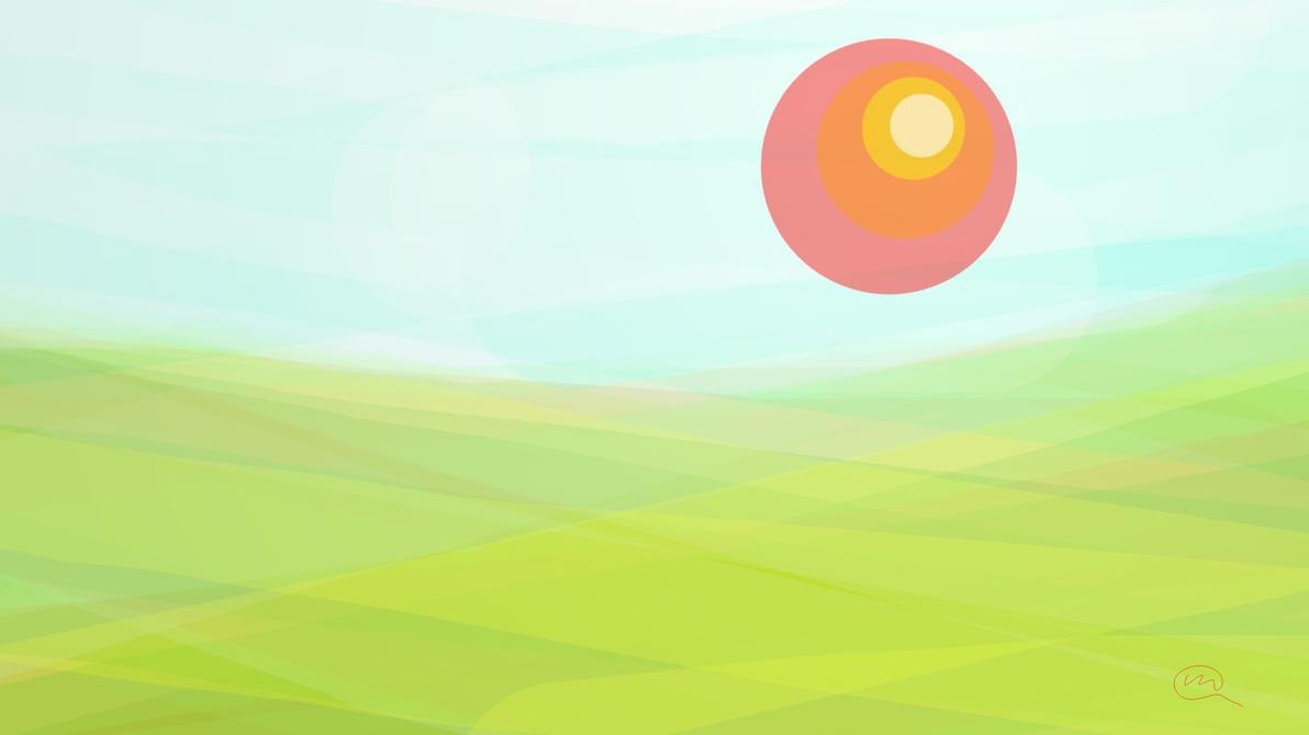 Sunny Day (Wallpaper) by ZMasashi