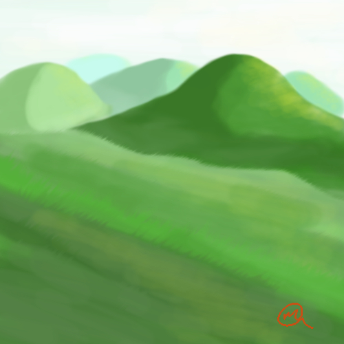 Hills by ZMasashi