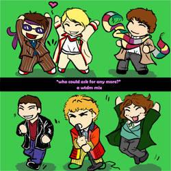 When The Doctors...Dance? by SuperherogirlCat