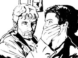 Plaude- Don't Talk by SuperherogirlCat
