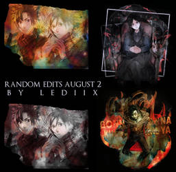 Random edits august 2