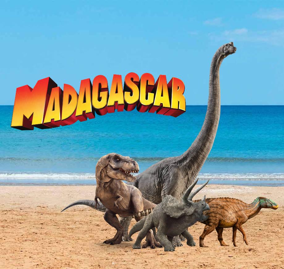 Madagascar (Dinosaur Style)