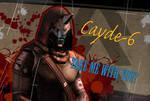 Cayde-6 Borderlands