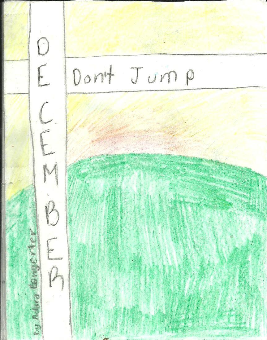 Don't Jump: December (Front Cover) by Ahtilak
