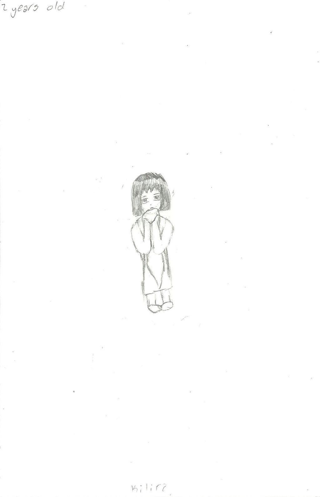 Kilira (2 years old) by Ahtilak