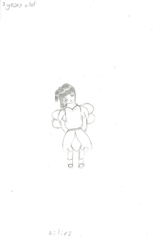 Kilira (3 years old) by Ahtilak