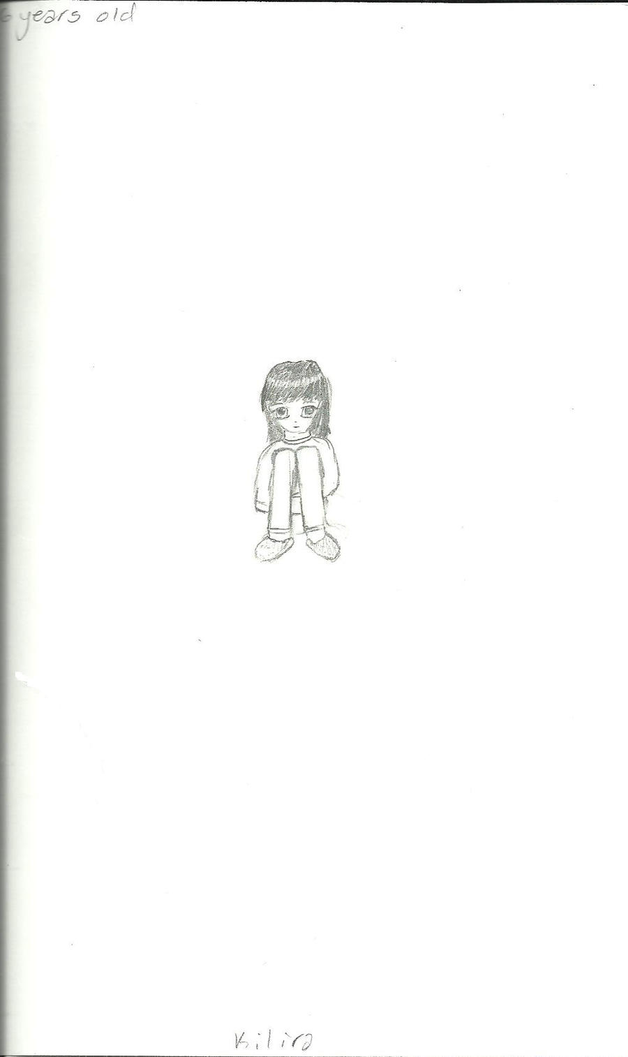 Kilira (6 years old) by Ahtilak