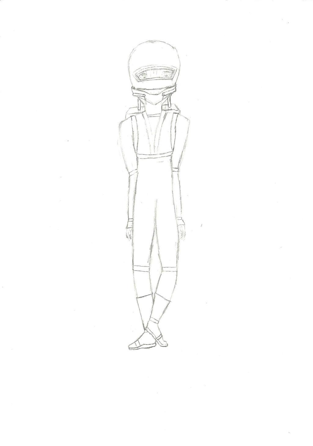 Steam Punk Girl 1 by Ahtilak