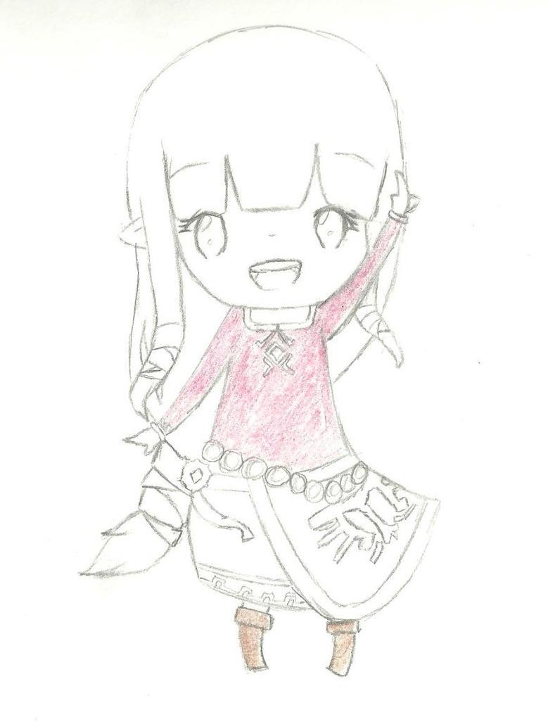 Zelda 002 by Ahtilak