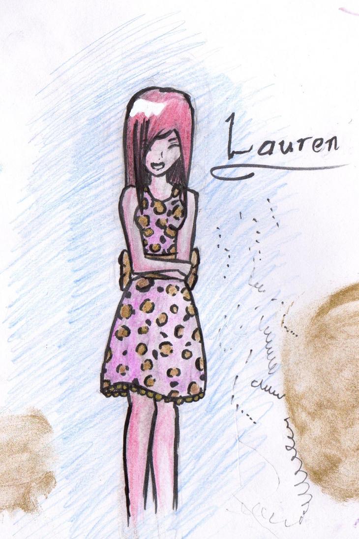 Lauren by Ahtilak