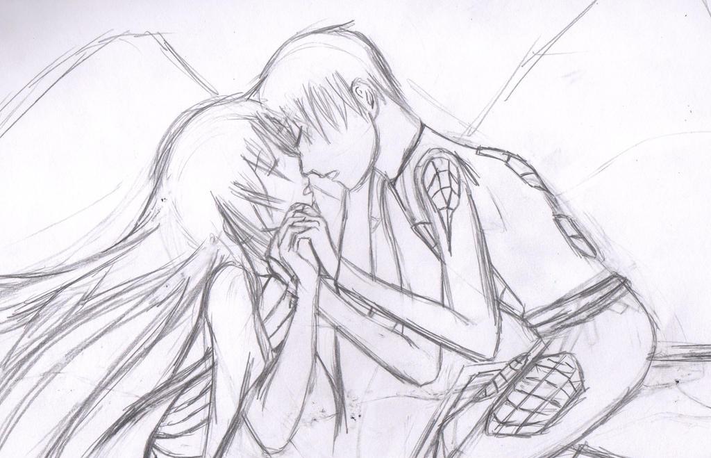 Last Kiss by Ahtilak