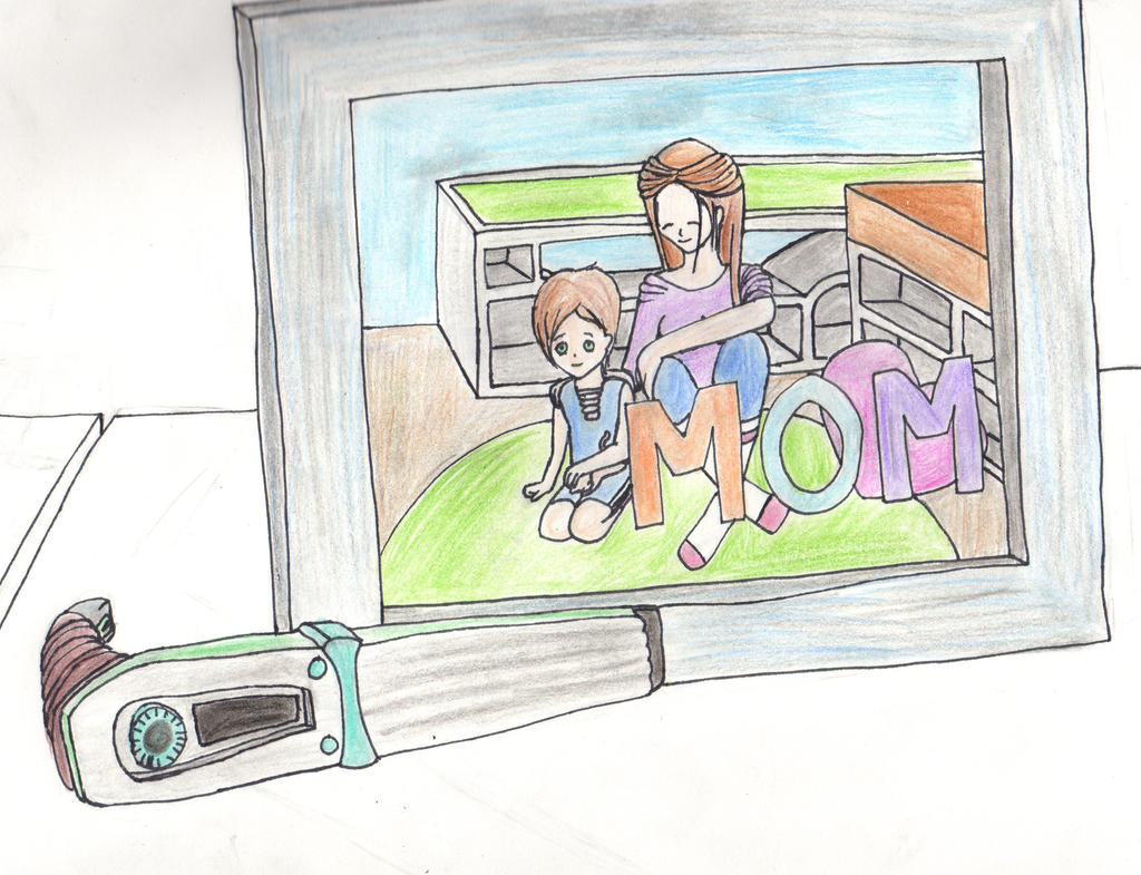 Mom by Ahtilak
