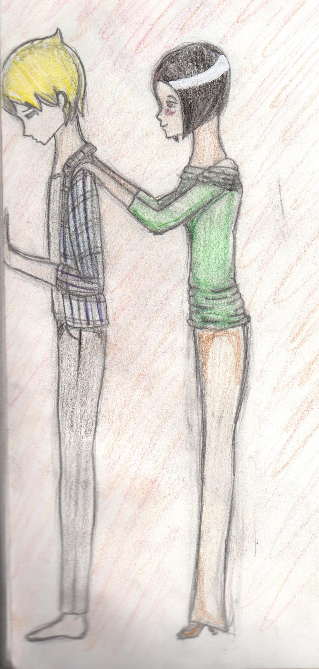 Dalibur and Saleen by Ahtilak