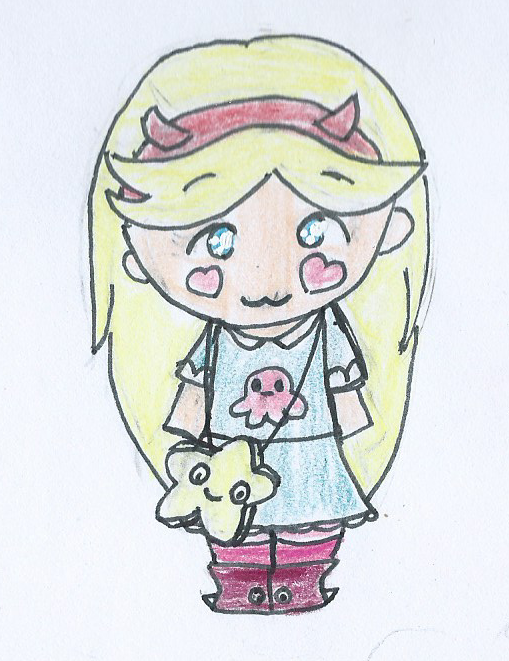 Star vs. the Forces of Evil 3 by Ahtilak