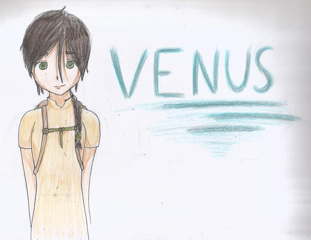 Venus by Ahtilak