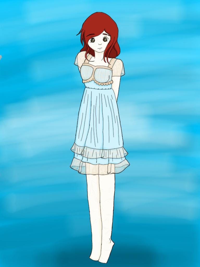 Pretty Blue by Ahtilak