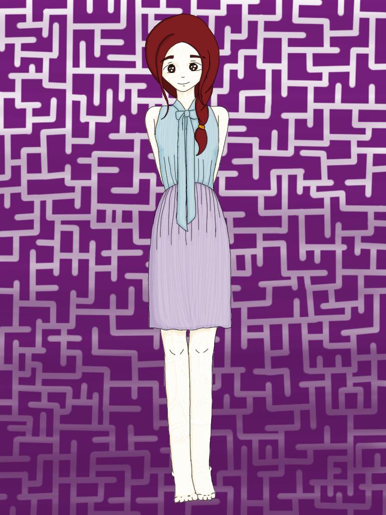 Purple by Ahtilak
