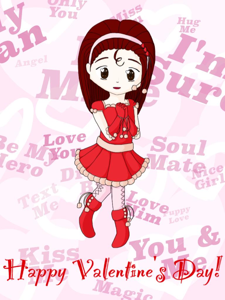 Happy Valentine's Day! by Ahtilak