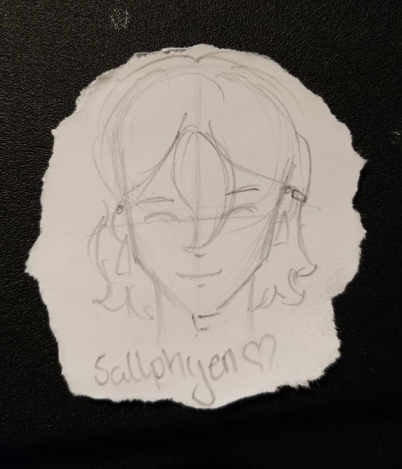 Sallphyen Sketch by Ahtilak