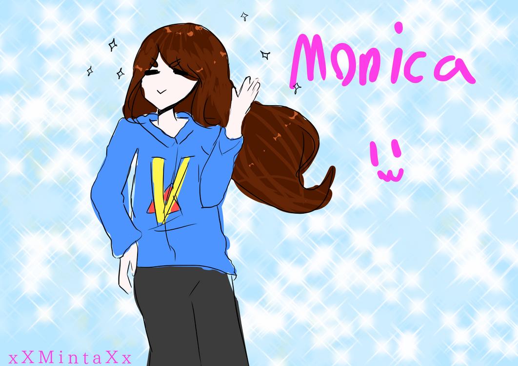 Monica by xXMintaXx