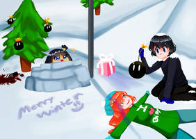 Merry Vinter mas ( Venturiantale )