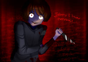 I saved everybody   [ Venturiantale Jimmy casket ]