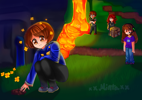 Minecraft Adventures ( Venturiantale )