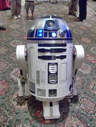 R2 D2 III by Neville6000