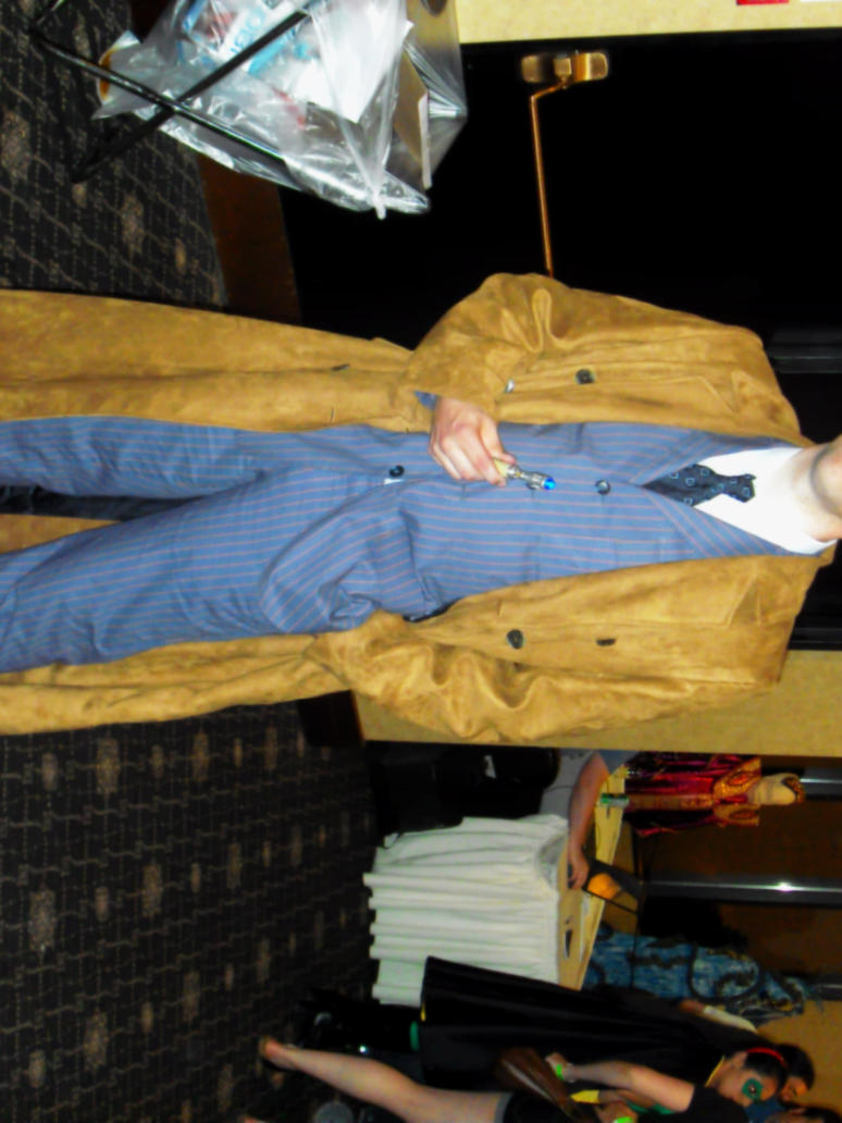 The Tenth Doctor II by  sc 1 th 259 & 10th Doctor Costume Kids