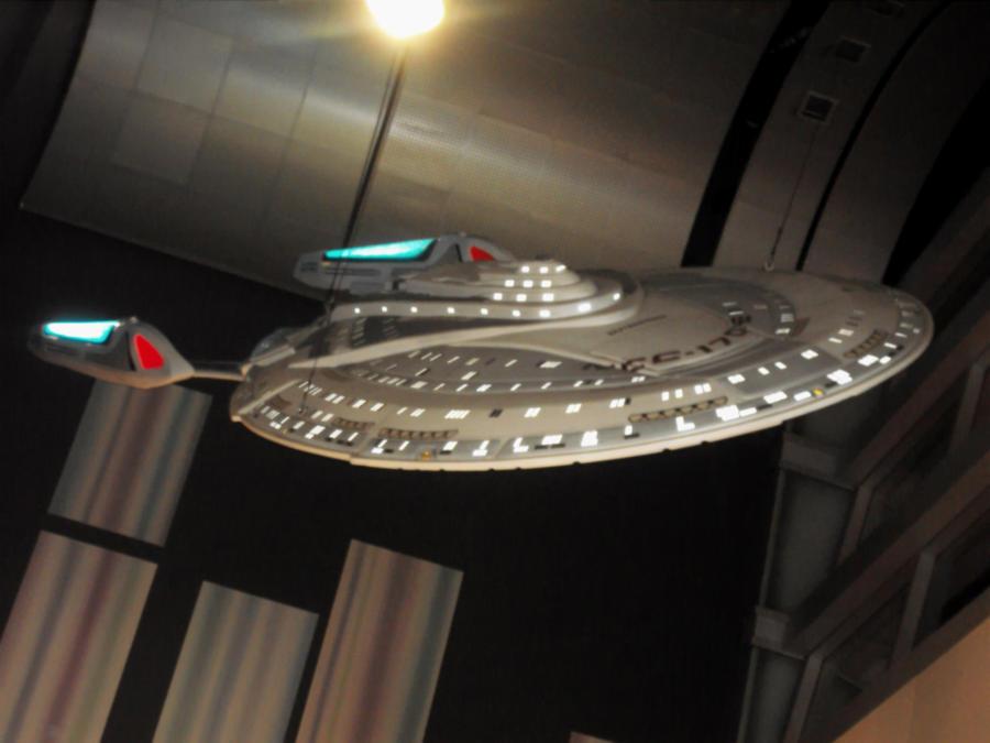 U.S.S. Enterprise V by Neville6000