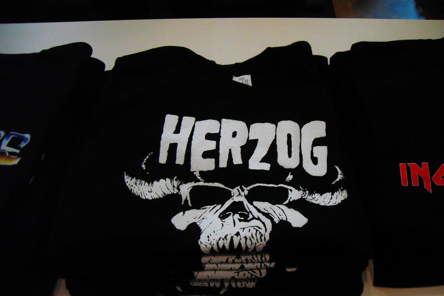 Werner herzog t shirt by neville6000 on deviantart for Werner herzog t shirt